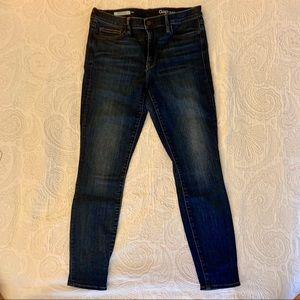 GAP Resolution True Skinny Jeans, size 30S